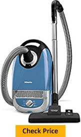 Miele Complete C2 Hard Floor Canister Vacuum